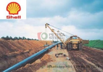 Line Pipes Supplier Shell