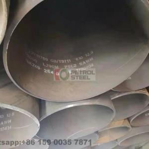 SAW SSAW HSAW DSAW Pipe API5L X42M PSL2 Stcoks on Sales