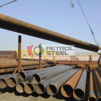 manufacturing process of Welded pipe and tube