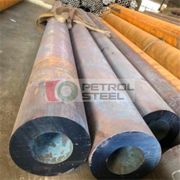 What is the difference between 42CrMo4 and 25CrMo4 steel pipes