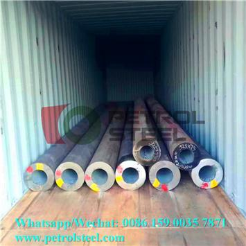 What is the difference between 4140 and 5140 steel pipes?