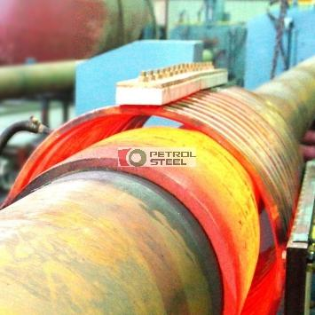 Big diameter seamless steel line pipes for the gas line and petroleum transportation 20-50 inch API 5L