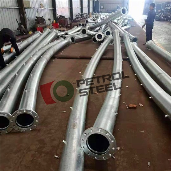Induction Bend Pipes