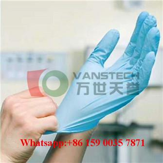 Synthetic Vinyl Exam Gloves